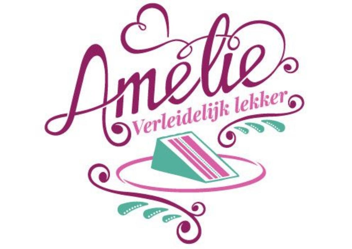 Amélie bakt taarten