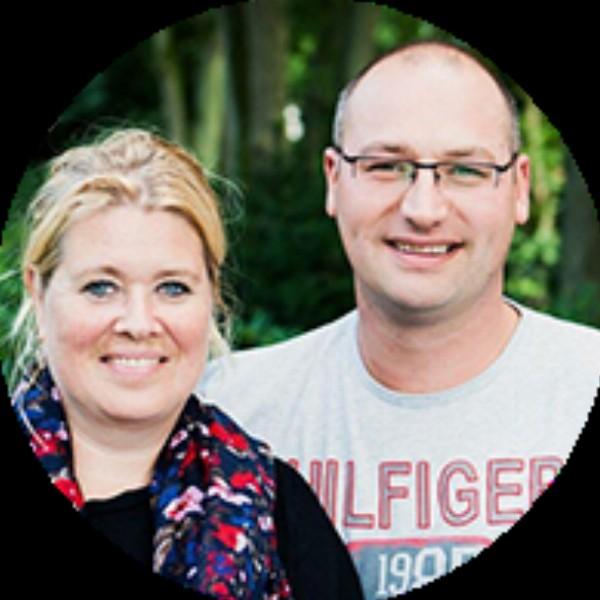 Jarno en Lonneke Wilbers